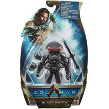 Aquaman: Fekete Manta figura 15cm