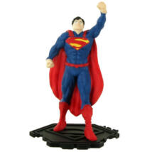 Az Igazság Ligája: Superman repülő pózban játékfigura
