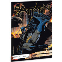 Batman sima füzet A/5-ös méret