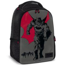 Batman nagy iskolatáska hátizsák szürke színű
