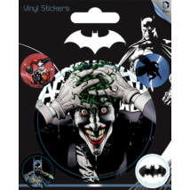 DC Comics matrica szett
