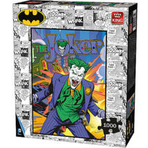 Joker 1000db-os Comic puzzle