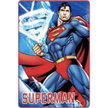 Superman polár takaró, ágytakaró