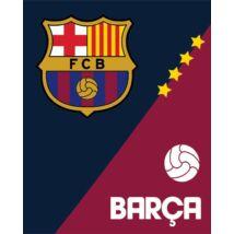FC Barcelona vastag polár takaró