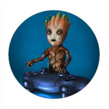 Baby Groot hűtőmágnes II.