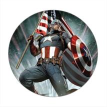 Amerika Kapitány hűtőmágnes II.