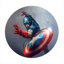 Amerika Kapitány hűtőmágnes IV.