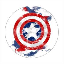 Amerika Kapitány hűtőmágnes V.