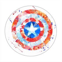 Amerika Kapitány hűtőmágnes VII