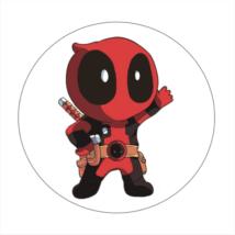 Deadpool hűtőmágnes I.
