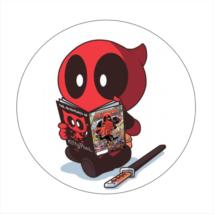 Deadpool hűtőmágnes V.