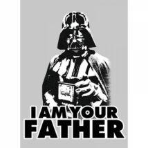 Star Wars hűtőmágnes - Darth Vader: I am you Father