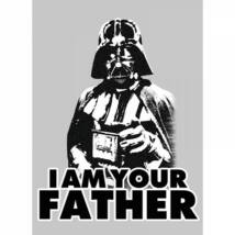 Star Wars hűtőmágnes - Darth Vader: I am you Father