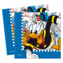 Donald kacsa kétrétegű szalvéta
