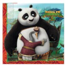 Kung Fu Panda 3 kétrétegű papírszalvéta