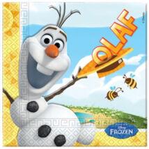 Olaf nyara papírszalvéta