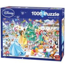 Pixar téli csodavilág 1000db-os puzzle