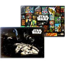 Star Wars könyöklő - Millennium Falcon és montázs