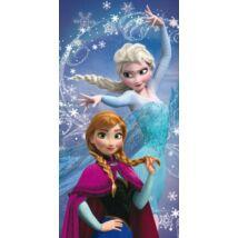 Jégvarázs törölköző, fürdőlepedő - Elza és Anna