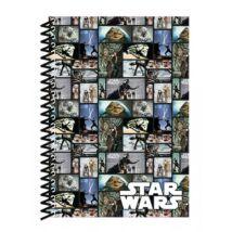 Star Wars jegyzetfüzet A5 - A klasszikus karakterek