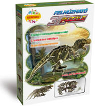 Felhúzható T-Rex 3D puzzle