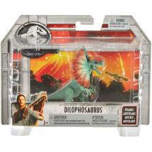 Jurassic World: Bukott birodalom Dilophosaurus dinoszaurusz figura