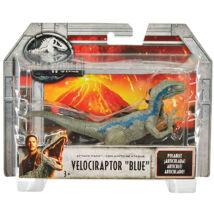 Jurassic World: Bukott birodalom Kék Velociraptor dinoszaurusz figura
