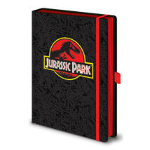 Jurassic Park prémium jegyzetfüzet A5