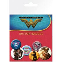 Wonder Woman kitűző szett