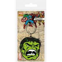 Hulk kulcstartó - Face
