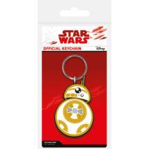 Star Wars: Az utolsó Jedik kulcstartó - BB-8