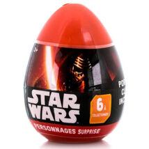 Star Wars meglepetés kulcstartó figurák tojásban