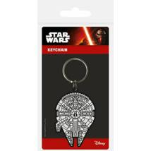 Star Wars kulcstartó - Millennium Falcon