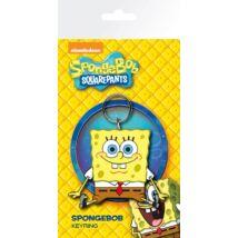 SpongyaBob Kockanadrág kulcstartó - Happy