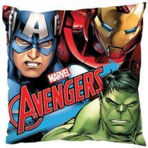 Bosszúállók díszpárna (Vasember, Hulk, Amerika Kapitány)