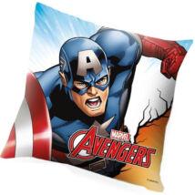 Bosszúállók kétoldalas díszpárna - Vasember és Amerika Kapitány