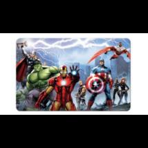 Bosszúállók 3D-s tányéralátét - Az Avengers csapat