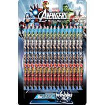 Bosszúállók színes ceruza 16 db-os szett