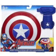 Bosszúállók - Amerika kapitány mágneses pajzs kesztyűvel