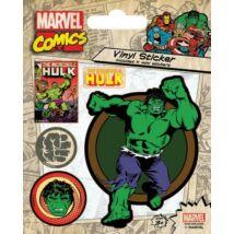 Marvel Comics - Hulk matrica szett