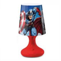 Bosszúállók mini LED lámpa - Amerika Kapitány és Thor