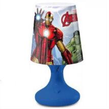 Bosszúállók mini LED lámpa - Vasember és Hulk