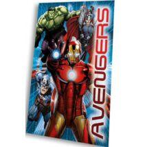 Bosszúállók polár takaró, ágytakaró (Vasember, Thor, Hulk és Amerika Kapitány)