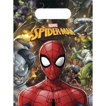 Marvel Pókember party tasak 6 db-os csomag