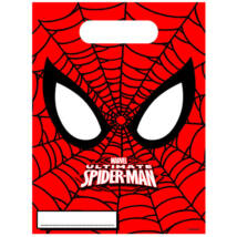 Pókember party ajándéktasak 6 db-os csomag