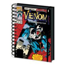 Venom jegyzetfüzet A/5