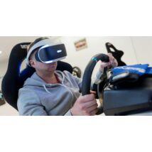 Vezess halálosabb iramban VR szemüveggel  - szimulátor vezetés - 2 óra