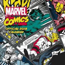 Marvel Comics falinaptár 2019