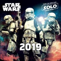 Solo: Egy Star Wars-történet falinaptár 2019 - Közepes