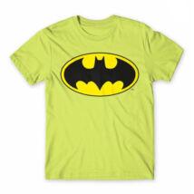 Batman férfi rövid ujjú póló - Logó - Több színben